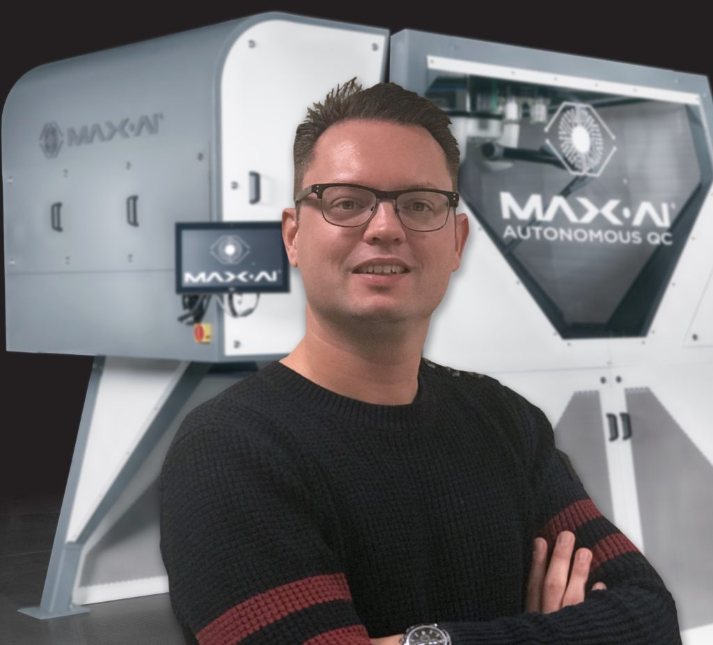 Remi Le Grande Named Max-AI Regional Sales Manager