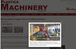 Max-AI Plastics Machinery Magazine
