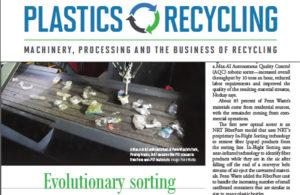 Plastics Recycling Magazine Max-AI