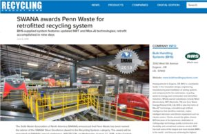 Recycling Product News Excellence