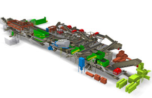 BHS Max-AI Selected for Los Angeles MRF MSW Recycling