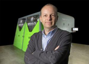 Matthias Erdmannsdoerfer Named Managing Director of Max-AI