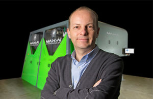 Matthias Erdmannsdoerfer Named Managing Director of Max-AI®