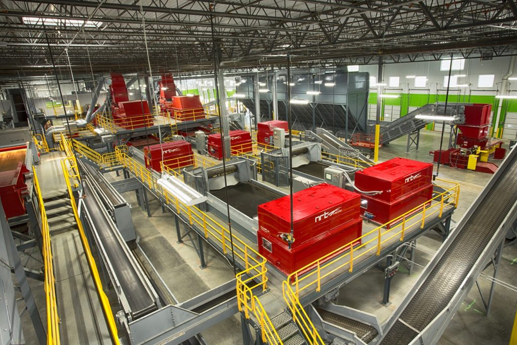 CarbonLITE Selects BHS for Fully-Automated Plastics Recycling System Dallas Plant Image