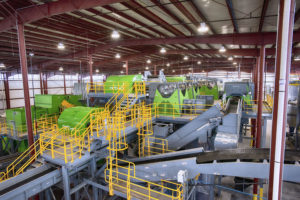 RePower South Starts up Advanced Recycling System