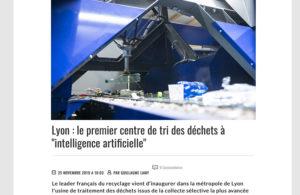 Lyon Capitale Max-AI Recycling