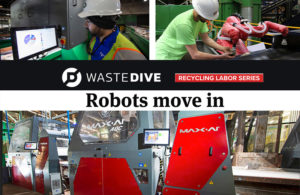 Max-AI Robots move in WasteDive.com